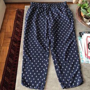 Jcrew anchor pants